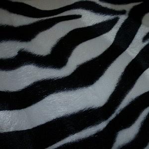 Ponyskin – Zebra
