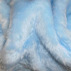 Faux Fur – Baby Blue