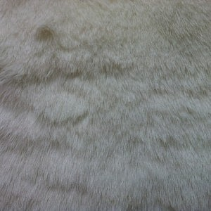 Faux Fur – White
