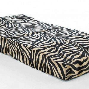 layabout tiger bed open