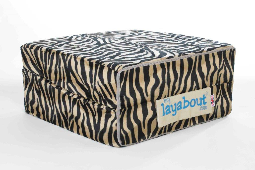 layabout tiger bed