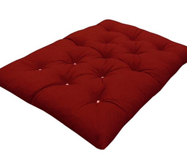 futon-red