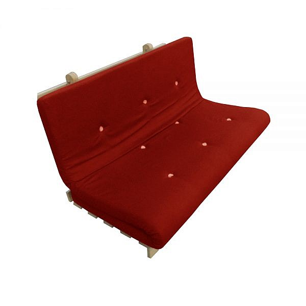solid-futon-red