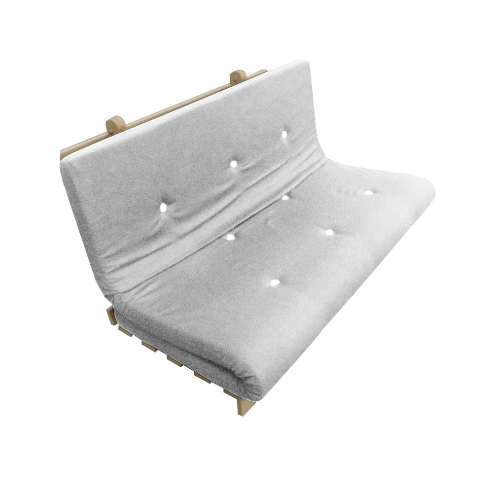 Single Futon Mattress Memory Foam Slab Layabout Bean Bags